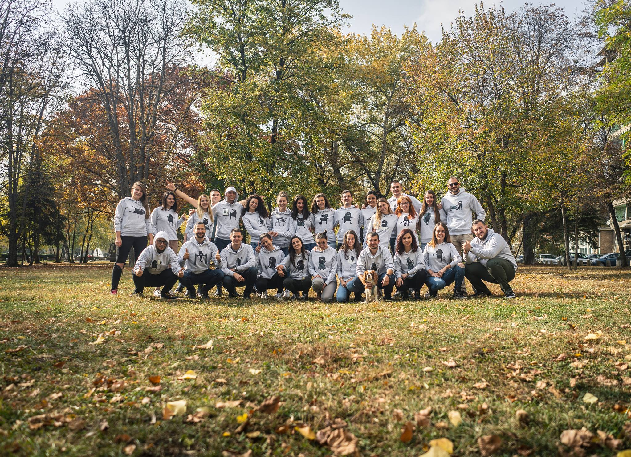 Xplora Team Group Photo